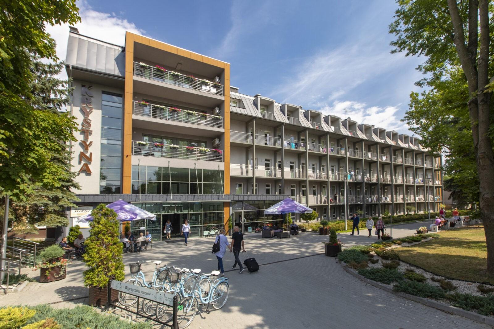Szpital Uzdrowiskowy Krystyna