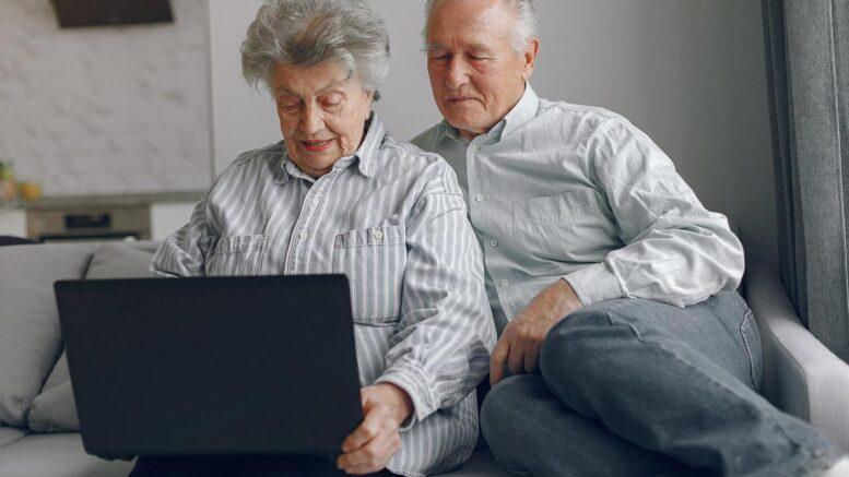 Seniorzy online