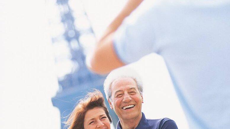 Seniorzy na wakacjach w Chorwacji