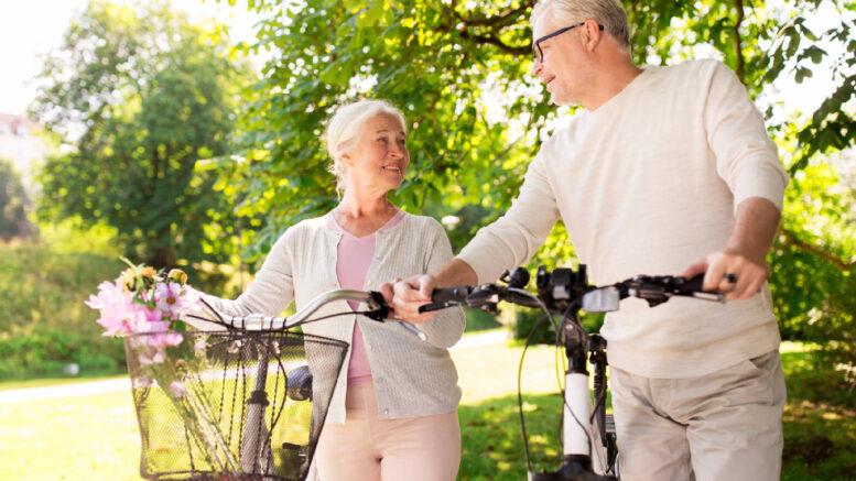 Rower dla seniora jaki rower dla seniora wybrac rower elektryczny