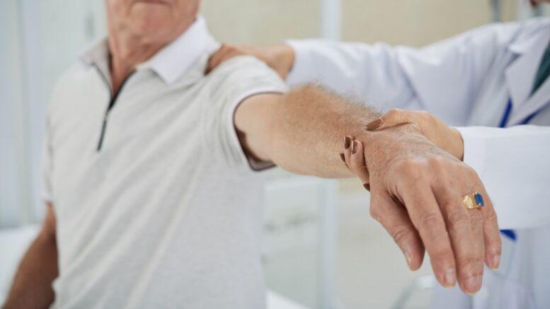 Rehabilitacja u osób starszych - rola fizjoterapeuty